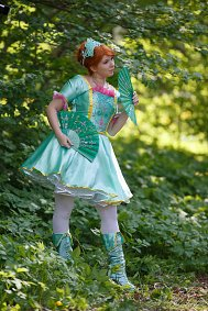 Cosplay-Cover: Aramina (Battle Dress)(Barbie and the 3 Musketeer)