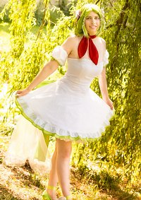 Cosplay-Cover: Shaymin [Sky Form Gijinka]