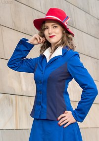 Cosplay-Cover: Agent Peggy Carter (Agent Carter)