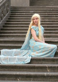 Cosplay-Cover: Daenerys Targaryen Quarth Dress Season 2