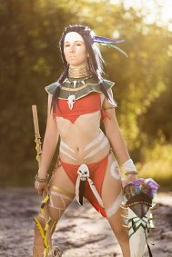 Cosplay-Cover: Witchdoctor