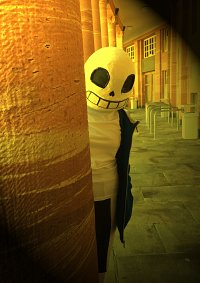 Cosplay-Cover: Sans