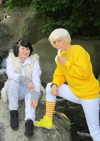 Cosplay-Cover: Jeremy MIT Perücke [You're Beautiful]