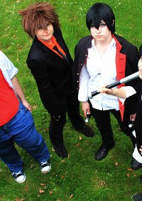 Cosplay-Cover: Tsuna  [Suit]