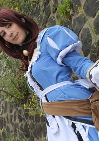 Cosplay-Cover: Sapphire Outfit - Court Magican