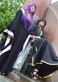 Cosplay-Cover: Hades (Lost Canvas)