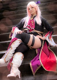 Cosplay-Cover: Lucius Seine [The Martyr's Rebellion]