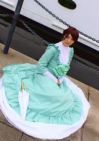 Cosplay-Cover: Margaret Mitchell