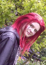 Cosplay-Cover: Axel [ The Flurry of Dancing Flames ]