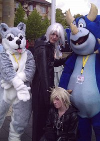 Cosplay-Cover: Riku [Chain of Memories Ending]