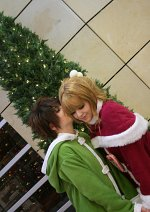 Cosplay-Cover: Sakura Kinomoto - Christmas