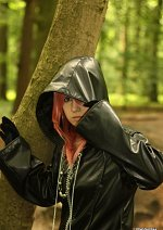 Cosplay-Cover: Marluxia (Kutte)