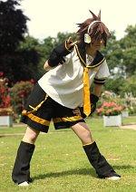 Cosplay-Cover: Sora in Len cosplay