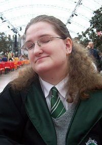 Cosplay-Cover: Millicent Bulstrode
