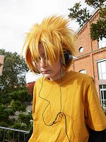 Cosplay-Cover: Laxus Dreyer (Memory Days)