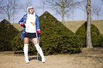 Cosplay-Cover: Gilbert Beilschmidt [Prussia] (Nyotaria)