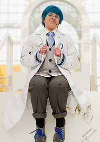 Cosplay-Cover: Wheatley [Humanized]