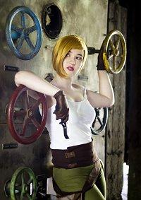 Cosplay-Cover: Lieutenant Helga Katrina Sinclair [Atlantis]