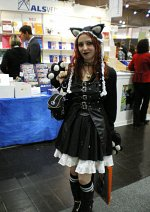 Cosplay-Cover: Gothic Catgirl