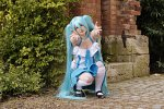 Cosplay-Cover: Miku Hatsune Own Style