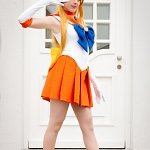 Cosplay: Sailor Venus V1