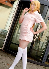 Cosplay-Cover: Charlotte Dunois [Nurse]
