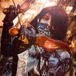 Cosplay: Accursed Armor