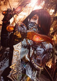 Cosplay-Cover: Accursed Armor