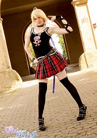 Cosplay-Cover: Saber [Streetstyle]