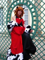 Cosplay-Cover: Lady Cow-Wow