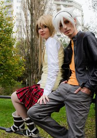 Cosplay-Cover: Soul Evans Casual