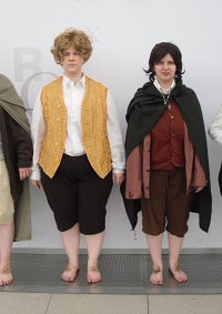 Cosplay-Cover: Peregrin (Pippin) Tuk