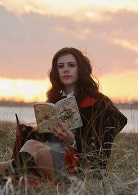 Cosplay-Cover: Hermine Granger