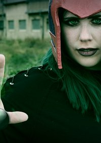 Cosplay-Cover: Polaris (The Gifted)