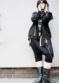 Cosplay-Cover: Mizuki [Juggernaut]