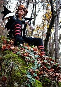 Cosplay-Cover: Sora - Halloweentown KH2