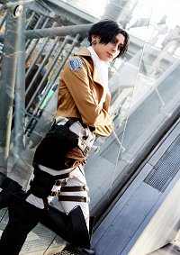 Cosplay-Cover: Levi [Survey Corps]
