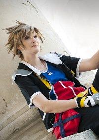 Cosplay-Cover: Sora (Kingdom Hearts 2)