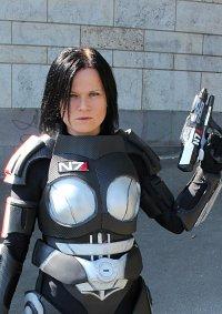 Cosplay-Cover: Commander Shepard