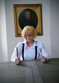 Cosplay-Cover: Dio