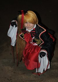 Cosplay-Cover: Neru Akita From the Sandplay singing of the Dragon