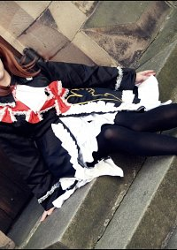 Cosplay-Cover: Ushiromiya Maria - Witch UNFERTIG