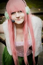Cosplay-Cover: Megurine Luka [Happy Synthesizer] ♪