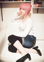 Cosplay-Cover: Megurine Luka [Just be friends] ♪