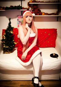 Cosplay-Cover: Moka Akashiya [Christmas] ♪