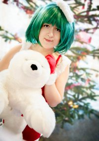 Cosplay-Cover: Ranka Lee [Christmas]