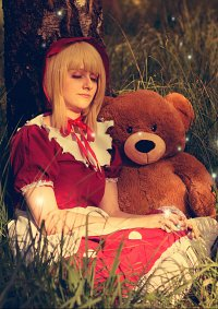 Cosplay-Cover: Annie [Red Riding] ♪