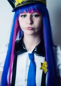 Cosplay-Cover: Stocking Anarchy [Police] ♪