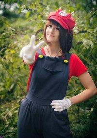 Cosplay-Cover: Super Mario [Fem!]