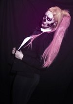 Cosplay-Cover: Lady Gaga [Born this Way Skeletton] ♪